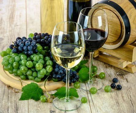 wijn, wijnglag