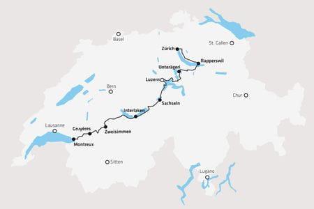 meren van zwitserland