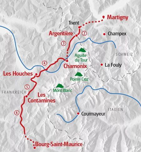 Mont Blanc west