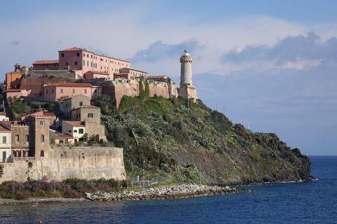 Portoferraio-Elba-Toscane-Italië