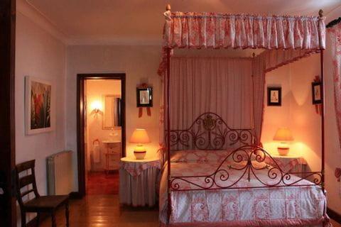 Quinta de Sao Lourenco slaapkamer, Portugal