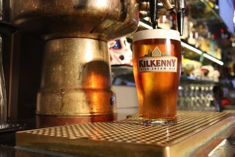 Kilkenny, bier, Ierland, Pub