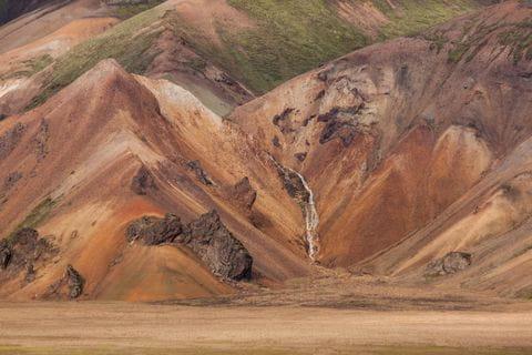 Landmannalaugur, IJsland