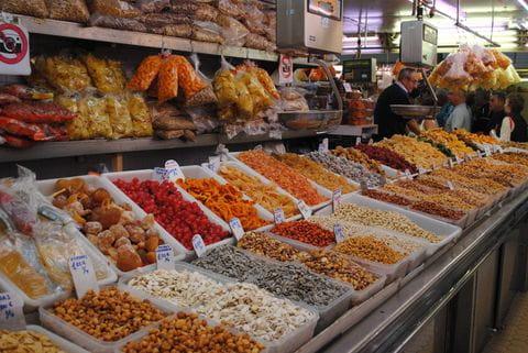 Kruiden, markt