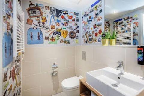 Niu Cobbles badkamer