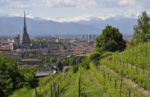 Turijn, Piemonte, Italie