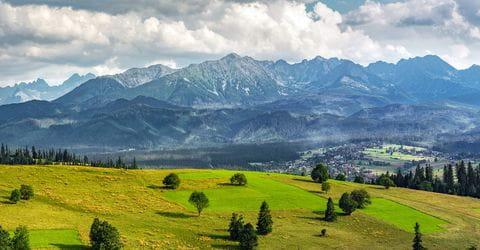 bergen hoge tatra