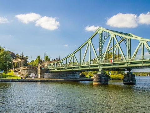 Postdam, Glienicker brug, Duitsland