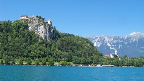 Meer van Bled, Bled, Slovenie