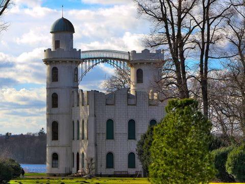 Schloss Peacock Potsdam
