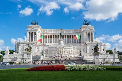 rome altaar vaderland