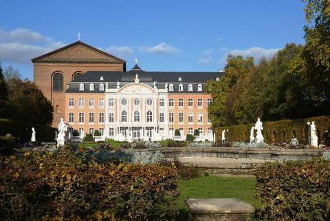 Trier, Duitsland, Eifel, Paleis