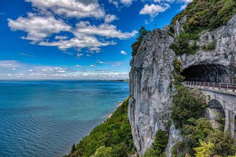 Adriatische kust, Kroatie, Istrie