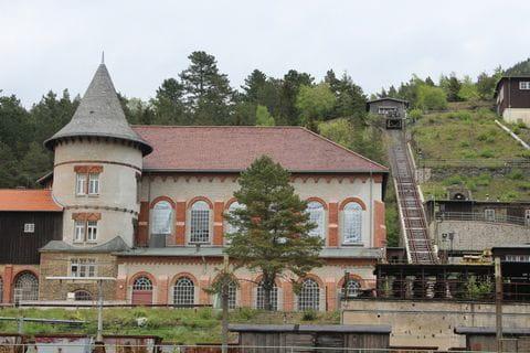 Erts, Mijn, Goslar, Ostharz, Harz, Hars, Duitsland, UNESCO