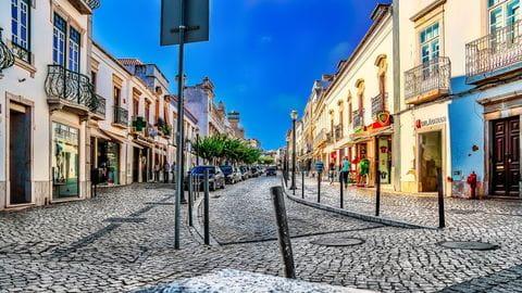 Ilha de Tavira, Portugal, Algarve