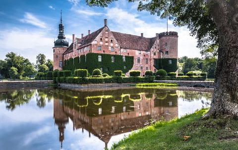 Zweden, Kasteel Sofiero