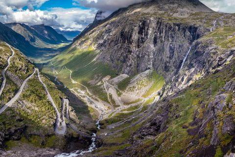 jotunheimen-noorwegen-Gaularfjellet