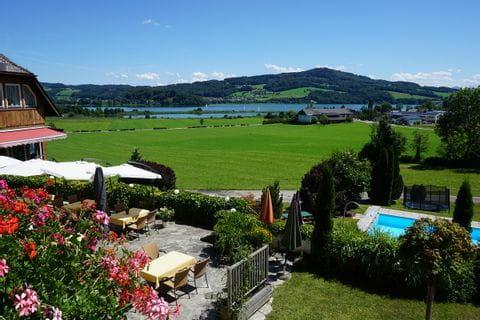 Oostenrijk, Obertrum, Seeham, Salzburgerland, hotel Walkner