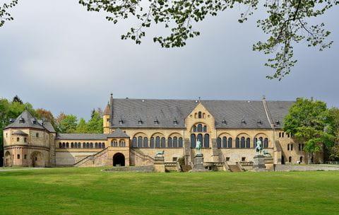 Goslar, Ostharz, Harz, Hars, Duitsland, UNESCO