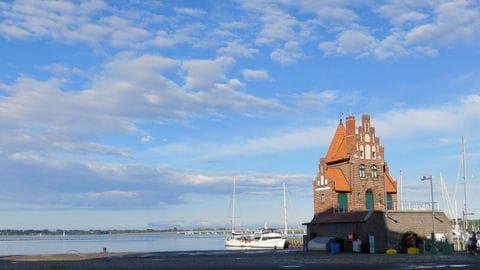 Stralsund haven