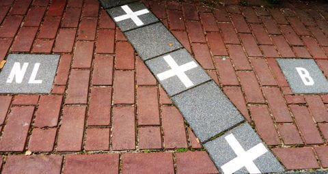 De Kempen, grens, Nederland, Belgie, vlaanderen, Brabant