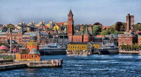 Kopenhagen-Denemarken