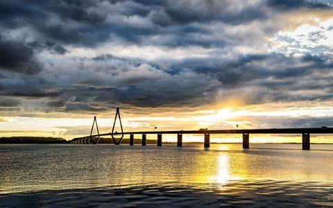 Grote-Belt-Brug-Denemarken
