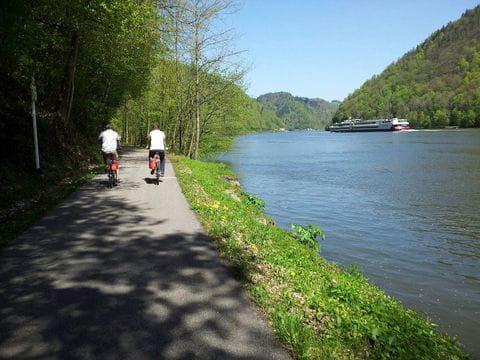 Donau radweg, fietscruise, fietsen, Oostenrijk
