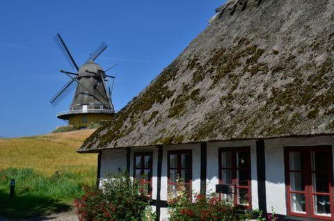 Molen-Denemarken-Landschap