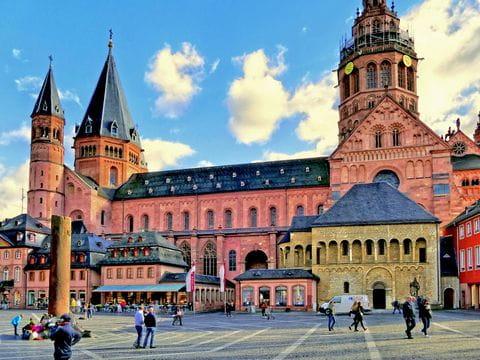 Mainz Kathedraal