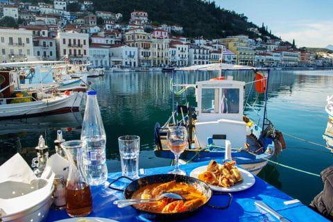 griekenland haven