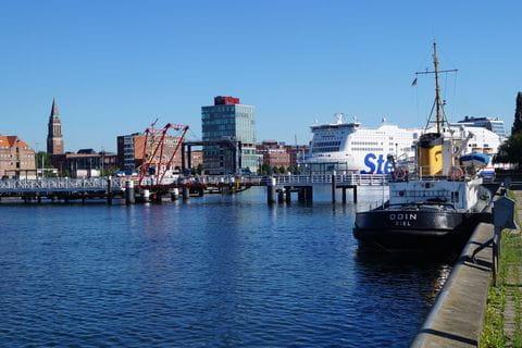 Kiel, haven
