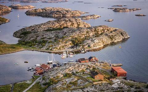 Kattegat Zweden Archipel
