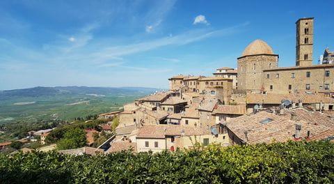 Volterra, Italie, Toscane