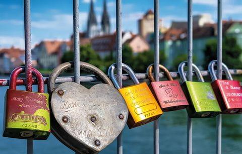 Slotjesbrug Donau