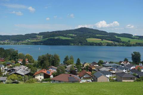 Oostenrijk Obertrum, Seeham, Salzburgerland, Obertrummersee