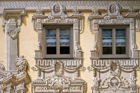 Holzgau, Lechweg, Oostenrijk