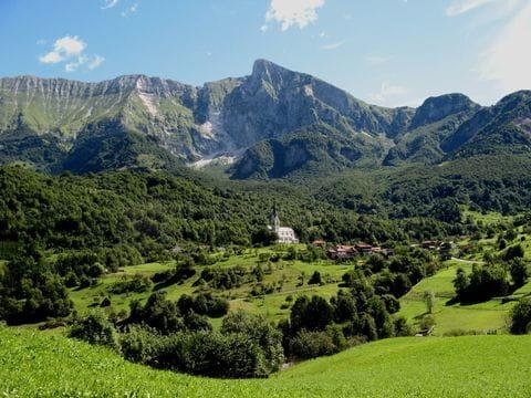 Dreznica, Slovenie