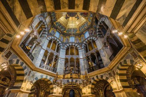 Aachen kathedraal