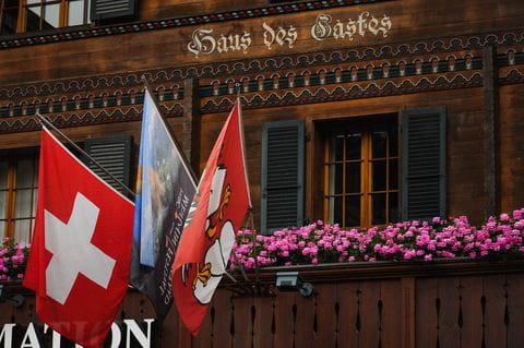 huis Zwitserland