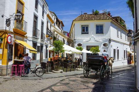 Cordoba, Spanje, Andalusie
