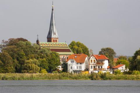Werder, Potsdam, Berlin